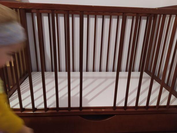Łóżeczko dziecięce 120*60