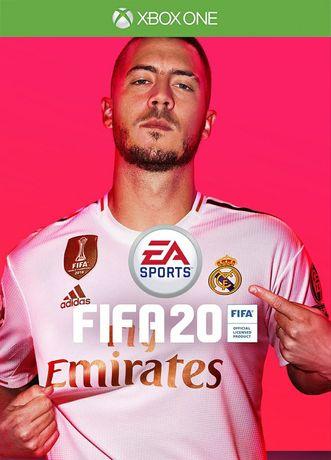 (SELADO) EA FIFA 20 - XBOX One / S / X