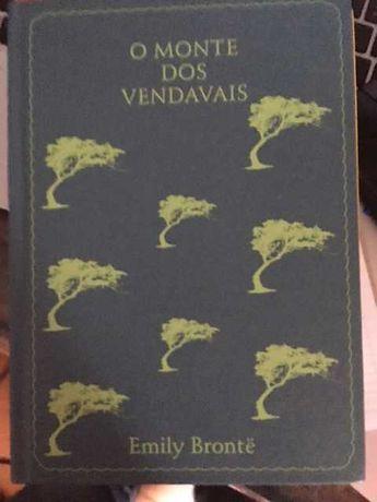 Livro - O Monte dos Vendavais - Emily Bronte
