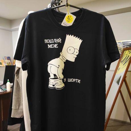 Печать на футболках и другом текстиле