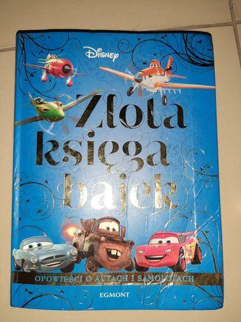 Złota księga bajek Disneya