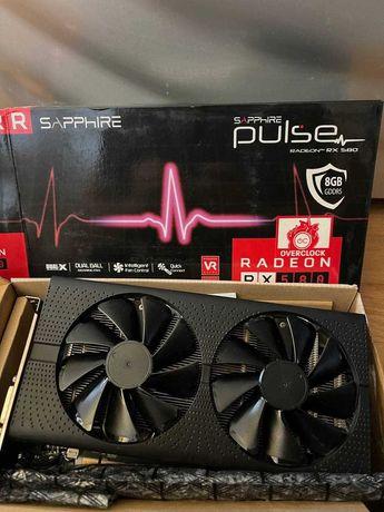 Видеокарта Sapphire Rx580 8Gb Pulse для компьютера