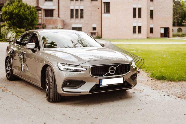 Samochód do ślubu VOLVO S60