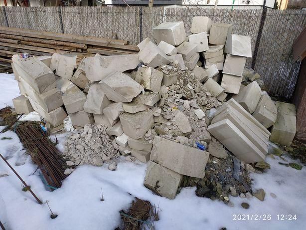 Oddam gruz budowlany!!!