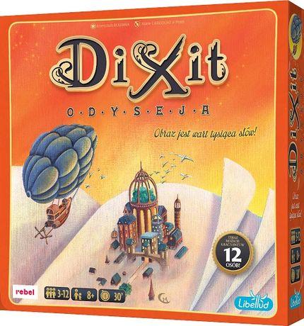 DIXIT Odyseja gra Rodzinna Imprezowa Towarzyska Rebel