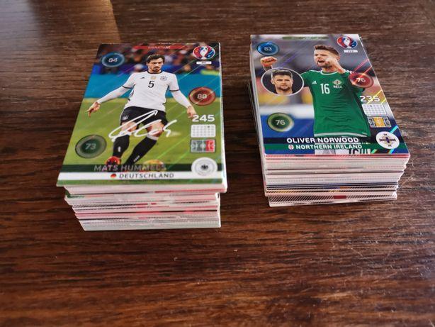 Karty piłkarskie Panini Uefa Euro 2016