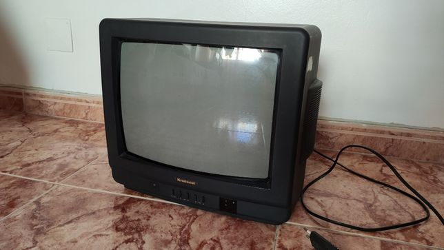 TV Kneissel KN-1432 com comando