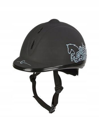 Шлем защитный для конного спорта и верховой езды