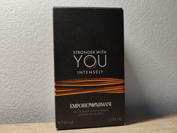 Perfumy Armani Emporio Stronger With You Intensely 50ml !!