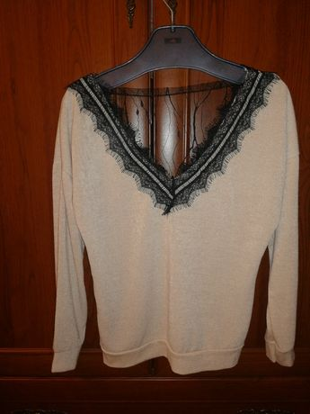 Sweter bluzka damska S/M