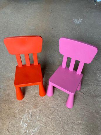 Cadeiras criança Ikea