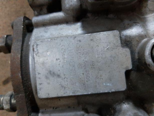 Тнвд opel Astra 2.0 diesel