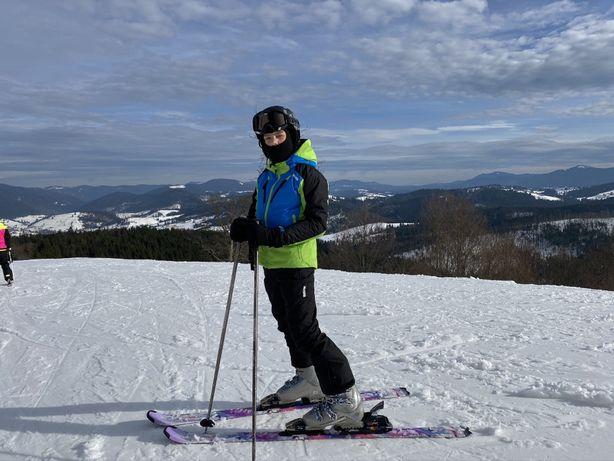 Продам детский лыжный костюм, размер 134-140, фирмы BRUGI.