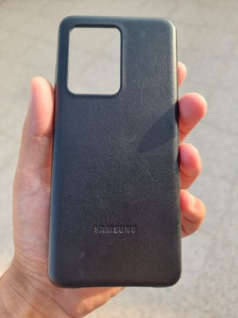 Capa Samsung s20 ultra em pele