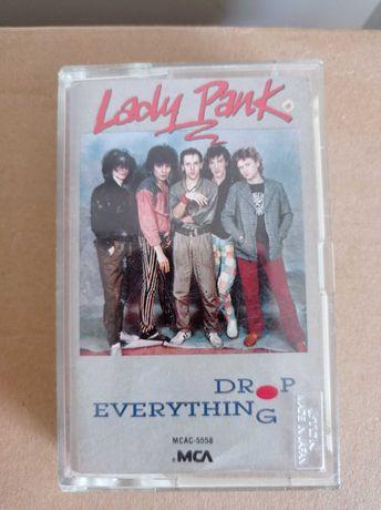 Lady Pank USA MCA Drop Everything  kaseta