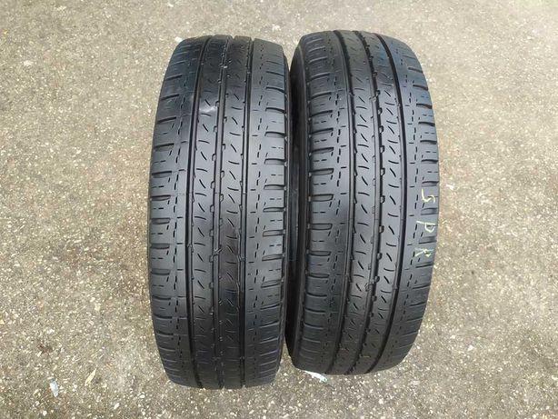 2018р. 195/65 R16C BFGoodrich Activan 104/102T 2шт 6мм літні шини