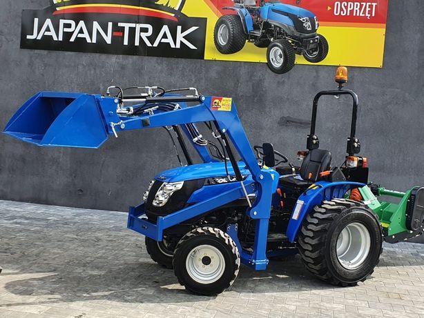 Solis 20,wspomaganie,nowy,minitraktor,ogrodniczy,sadowniczy,JAPAN TRAK