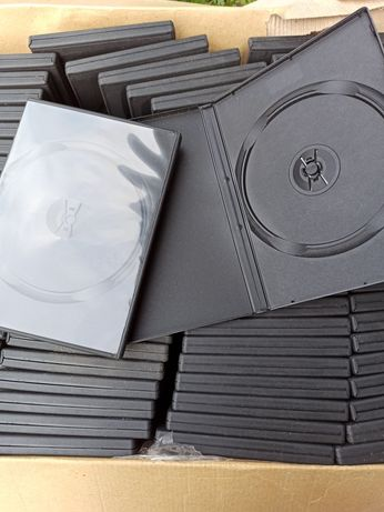 Capas DVD/CD pretas
