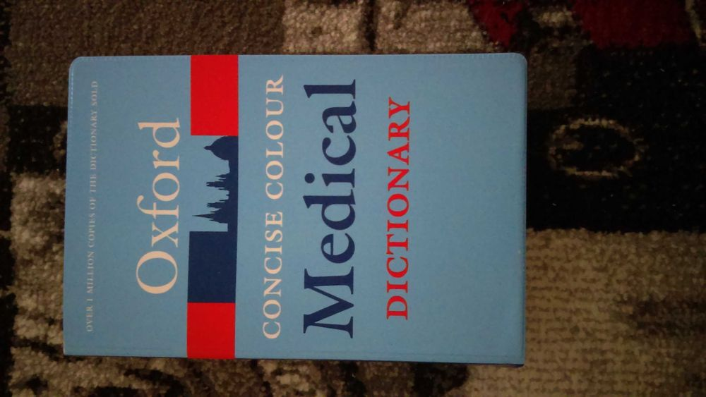 Oxford Concise Colour Medical dictionary Radom - image 1