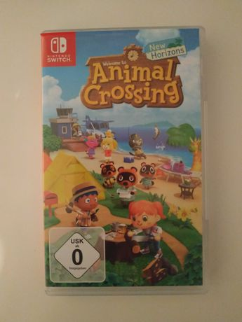 Animal Crossing New Horizons, Nintendo Switch