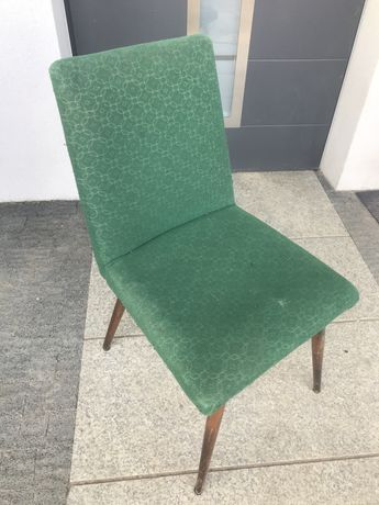 Krzesła PRL 4 sztuki