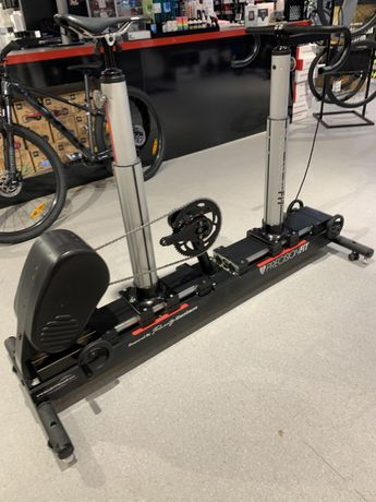 Rower do bike fittingu bike fitting jig okazja