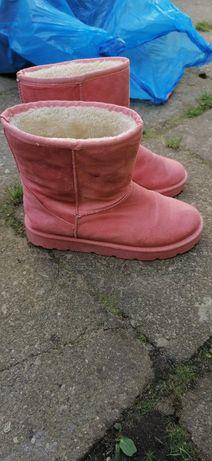 Buty śniegowce damskie