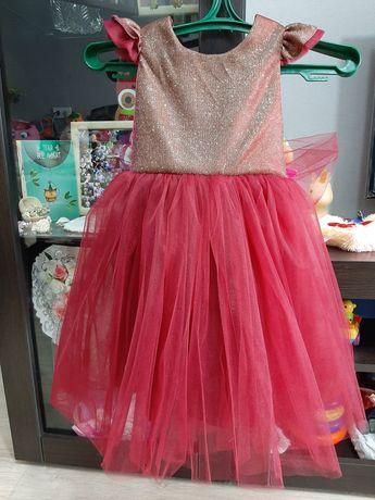 Продам нарядное праздничное платье для утренника