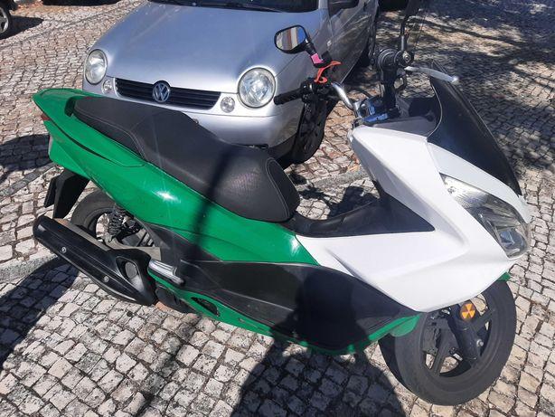 Honda PCX 125 ano 2018