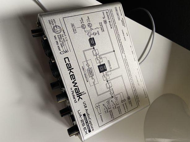 Roland cakewalk UA-25-EX