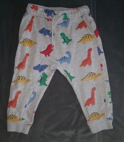Spodnie dresowe dla chlopca
