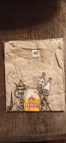 Koszulka Tyskie nowa