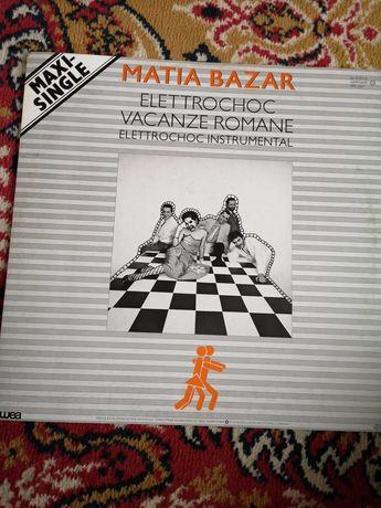 Płyta winylowa Matia Bazar elettrochoc