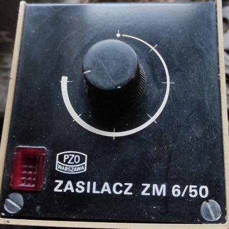 Zasilacz ZM 6/50