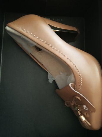 туфли кларкс новые натуральная кожа