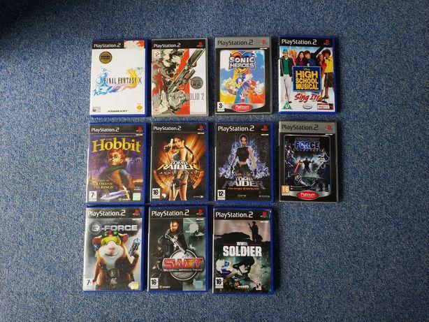 Gry PS2 świetny stan wersje PL i ENG PlayStation 2