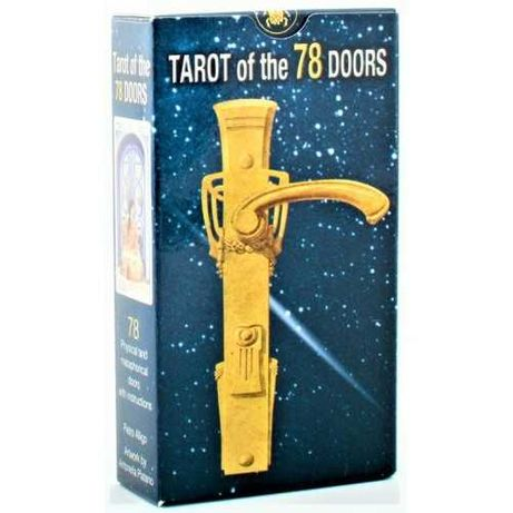 Таро 78 Дверей   78 Doors Tarot   Lo Scarabeo Italia