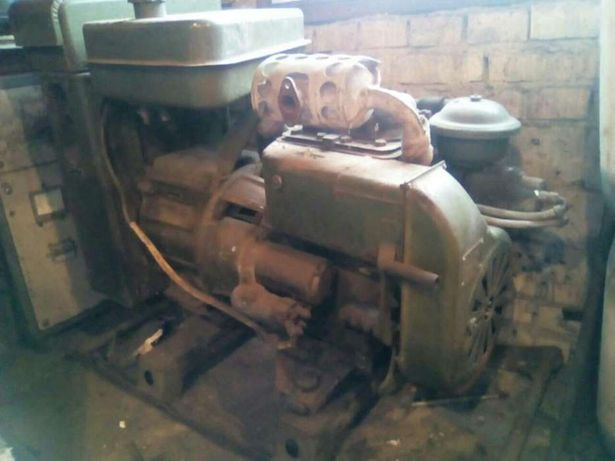 Генератор бензиновий АБ-4-Т/230 (електростанція).