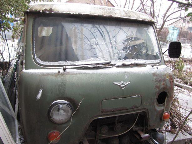 УАЗ -452 фургон не на ходу Продам