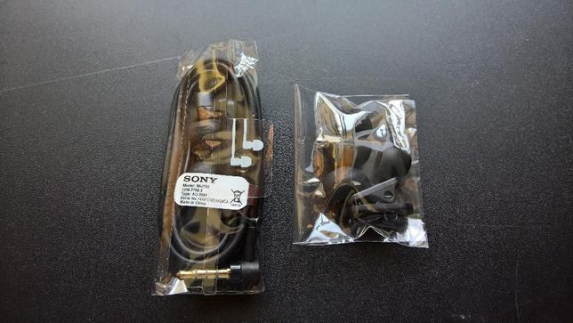 Auriculares/Earphones Sony MH750 Preto NOVOS