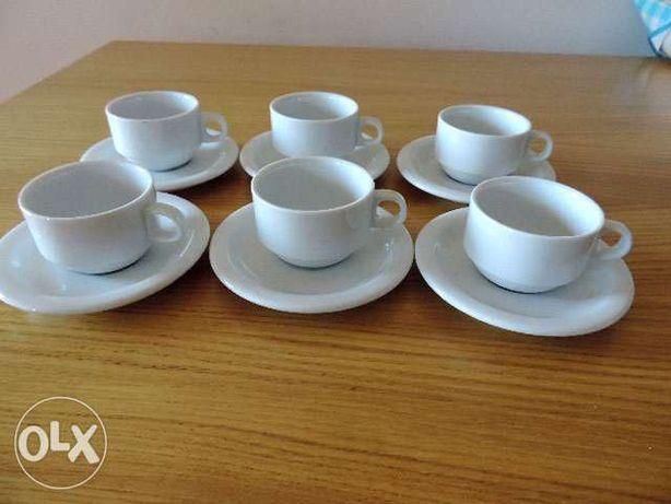 Chávenas de café Costa Verde