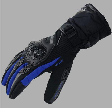 Sportowe ciepłe i wodoodporne rękawice XXL