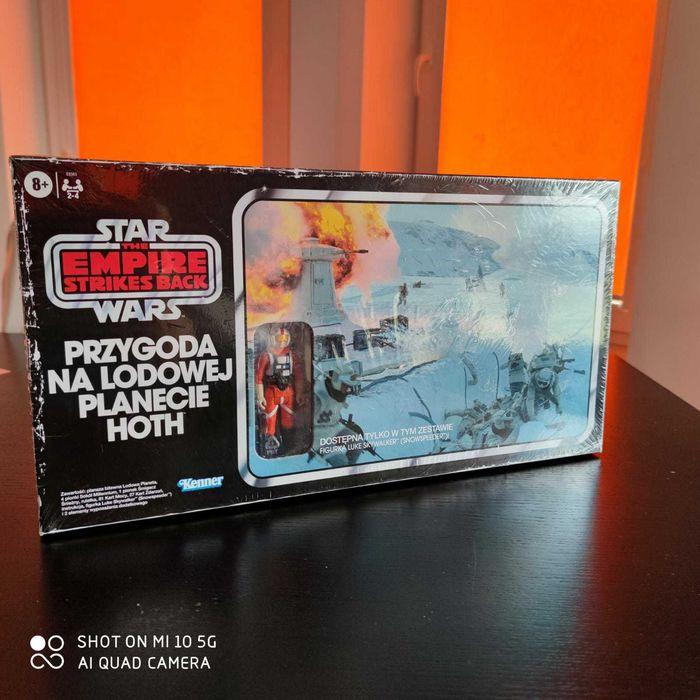Nowa gra Star Wars retro + figurka Luka Rzeszów - image 1