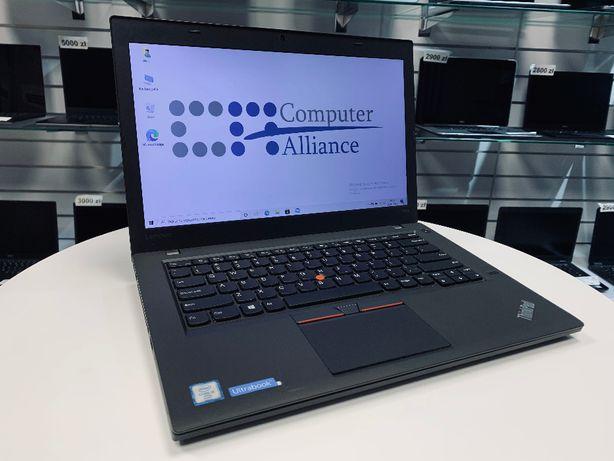 Laptop Lenovo T460 I5-6300u 8GB 256SSD 14.1 FULL HD Klasa A+ Gw 12