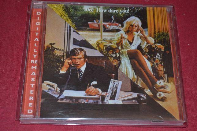 10cc – How Dare You!, 1976, Новый.