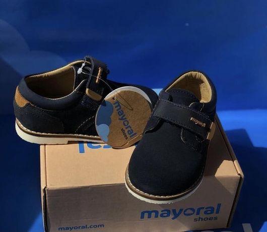 Взуття  для хлопчика Mayoral