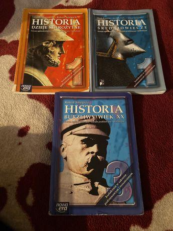 Podreczniki historia nowa era