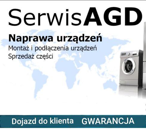 Serwis AGD Naprawa Pralek Lodowek Piekarników Pieców Zmywarek