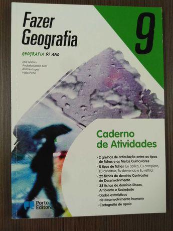 Fazer Geografia 9 - Cad. de Atividades / Cad. Aluno - Geografia 9º Ano