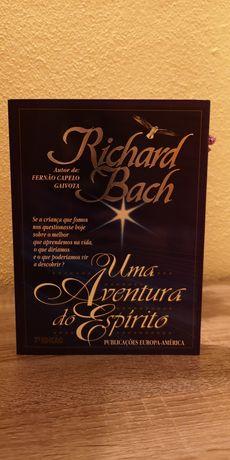 Livro Uma Aventura do Espírito de Richard Bach
